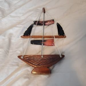 Other - Hand Made Sail Boat